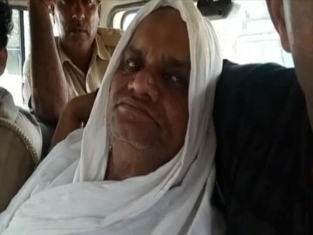 Video : Rajasthan's 'Falahari Baba' Arrested On Rape Charges