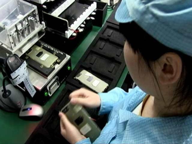 OnePlus Factory Visit: Rajiv in China