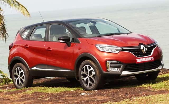 Video : Renault Captur SUV Review 2017
