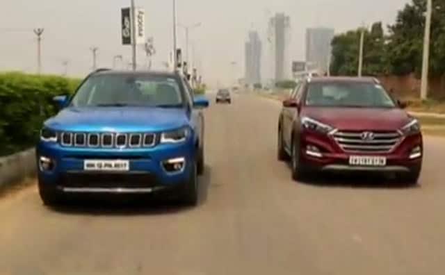 Video : Jeep Compass vs Tucson vs Creta, Frankfurt Motor Show Part 2 & Renault Captur First Look