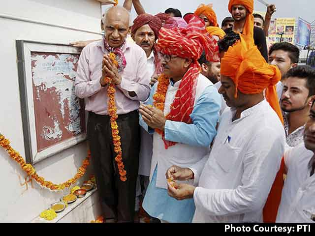 Video : Row Over State Holiday For Hari Singh Birthday Grows In Jammu And Kashmir