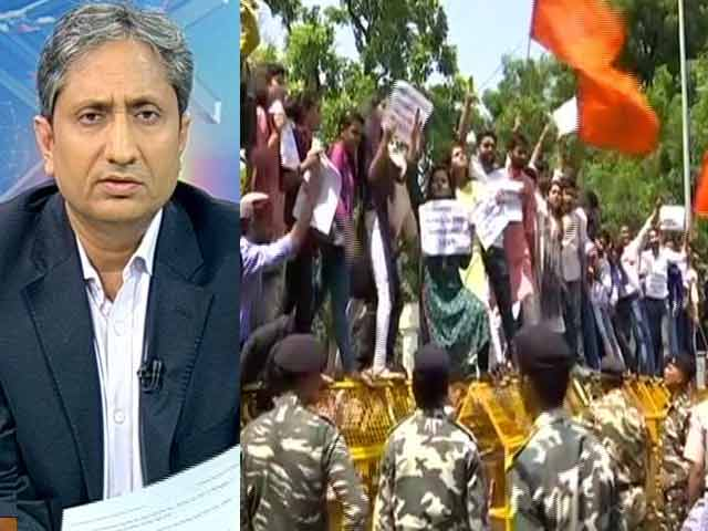 Video : प्राइम टाइम: बीएचयू की सुरक्षा व्यवस्था इतनी लचर क्यों?