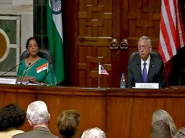 Videos : इंडिया 7 बजे: कहीं भी सुरक्षित आतंकी ठिकाने होने की इजाज़त नहीं दी जा सकती: जेम्स मैटिस