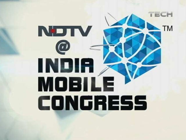 Video : The India Mobile Congress 2017