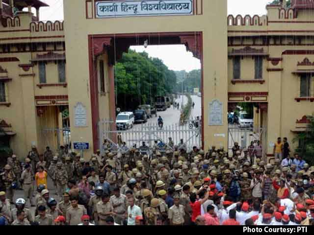 Video : Varanasi University (BHU) Goofed Up, Says Early Probe Report On Violence