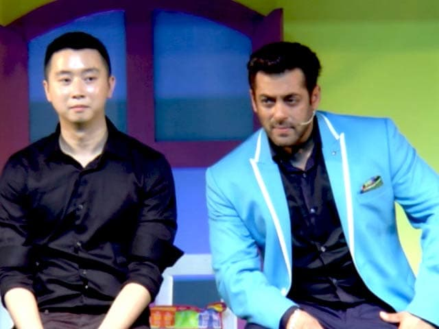 Salman Khan's Q&A At Bigg Boss 11 Launch