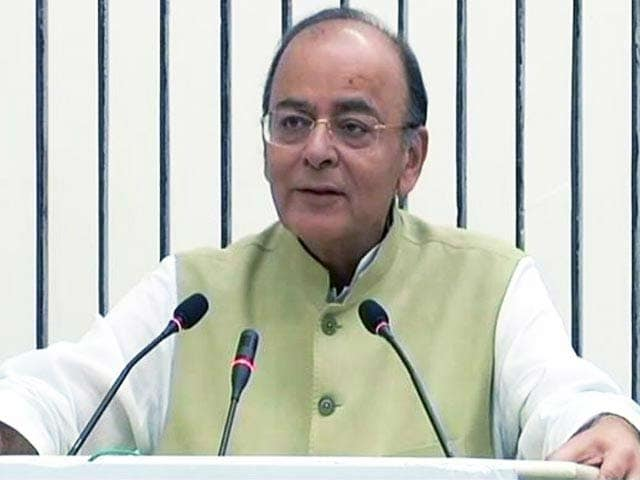 Video : Arun Jaitley Holds Key Meet On GST Glitches