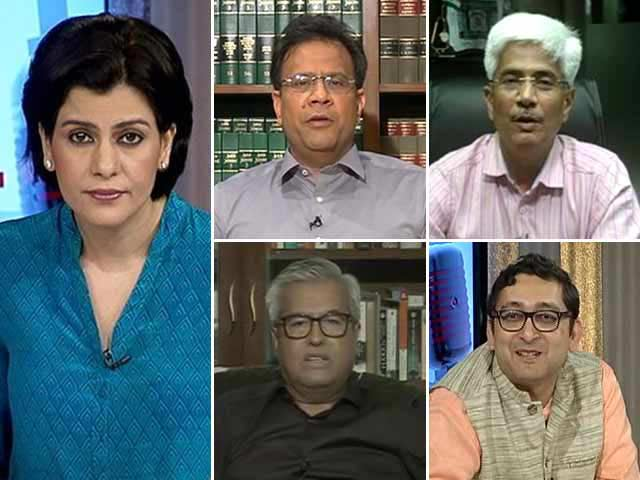 Video : No Promotion For Judge Who Ordered Ishrat Probe: Lack Of Transparency In Judicial Appointments?