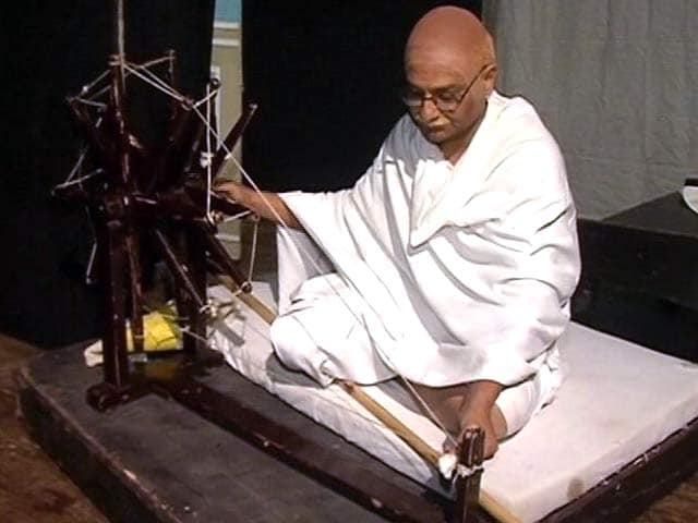 Video : 'The Mahatma's Mahatma': Play Explores Life Of Man Who Inspired Gandhi
