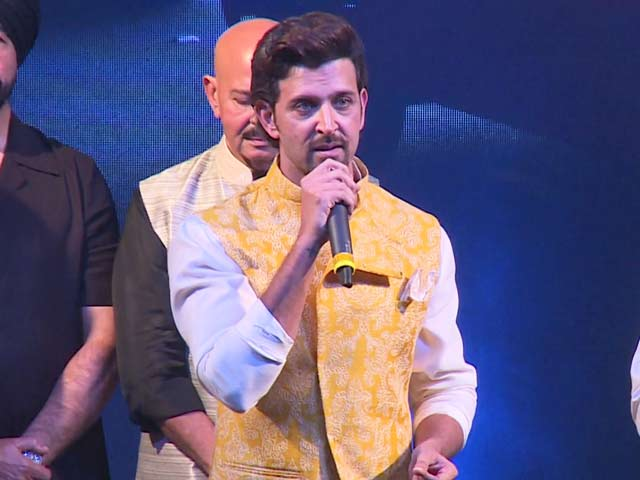 Video : Hrithik Roshan Pays Tribute To Shaheed Bhagat Singh