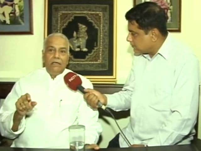 Video : 'Sought Meeting With PM, Still Waiting a Year Later,' Says Yashwant Sinha