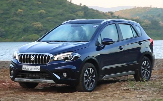 Maruti Suzuki S Cross Price In India Images Mileage