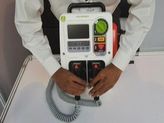 Video : This Indian Invention Can Save Heart Patients During Power Cut