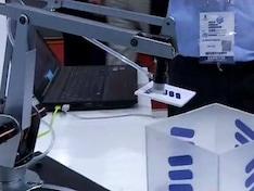 NDTV Tests 5G Robotic Arm