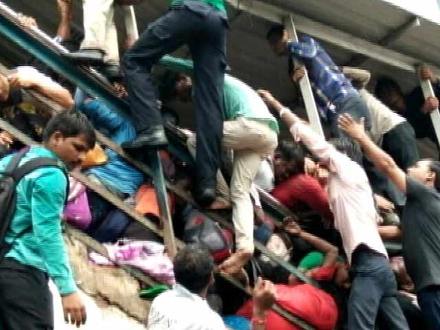 Video : Was Mumbai Stampede Disaster Waiting To Happen?