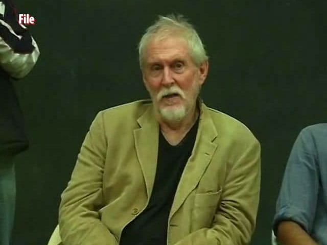 Video : Actor Tom Alter Dies Of Cancer At 67