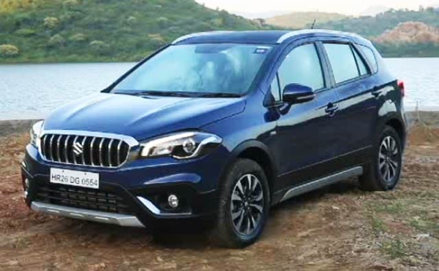 Maruti Suzuki S-Cross 2017, Renault Captur and Nissan Leaf