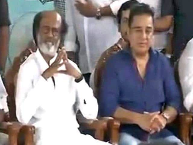Video : On Kamal Haasan And Success In Politics, Rajinikanth's Joke