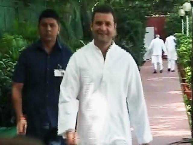 Video : 4 से 6 अक्टूबर के बीच अमेठी का दौरा नहीं टालेंगे राहुल