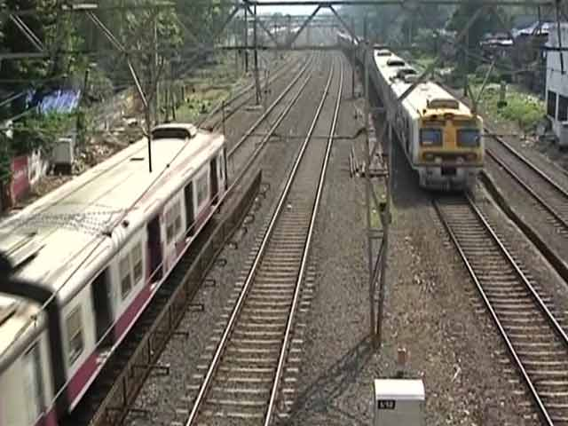 Video : The Deadly Track Record Of Mumbai's Local Trains