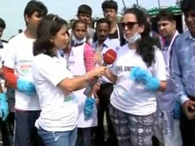 Video : How NGOs, Locals Managed To Clean Up Mumbai's Most Polluted Chimbai Beach