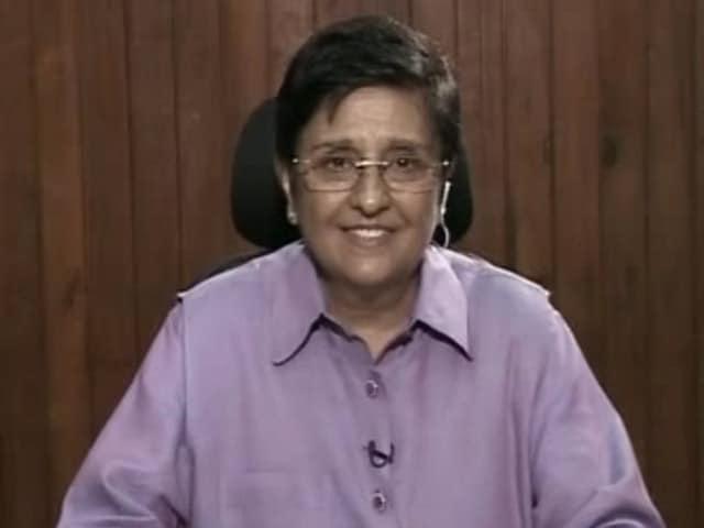 Videos : बनेगा स्वच्छ इंडिया : किरन बेदी ने कहा- सफाई अभियान में तेजी लाने के लिए अधिकारियों को बाइक से निकलना चाहिए