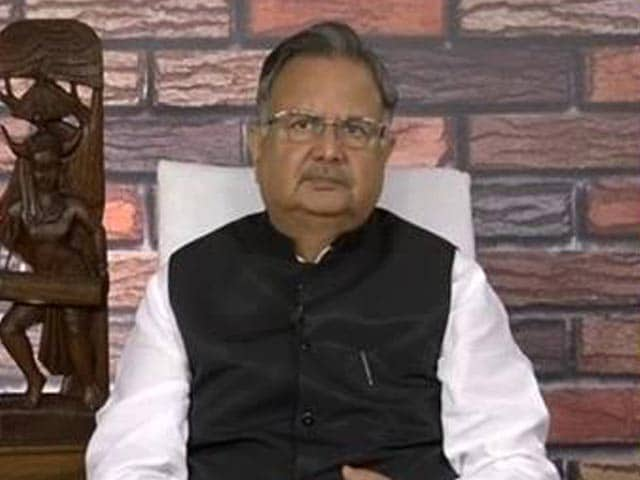 Video : Government Has Prioritised Behavioural Change In Sanitation: Chhattisgarh CM Raman Singh