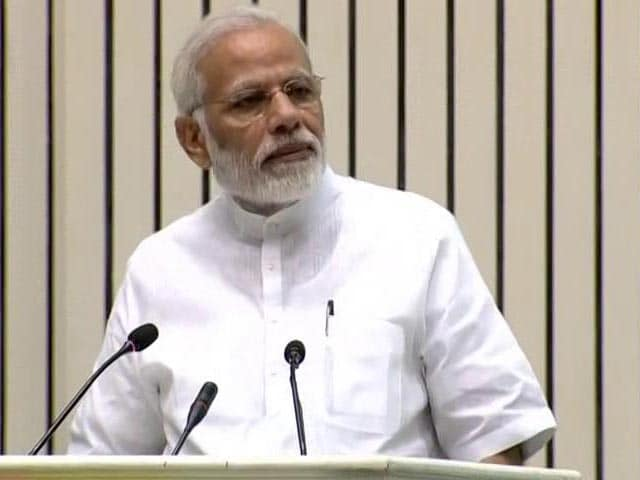 Video : 125 Crore Indians Will Realise Dream Of Swachh Bharat, Says PM