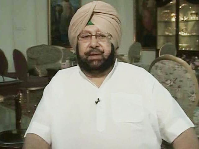 Video : Punjab CM Captain Amarinder Singh Talks About Curbing Crop Stubble Burning