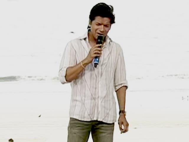 Video : बनेगा स्वच्छ इंडिया:  गीतों के माध्यम से गायक शान ने दिया स्वच्छता का संदेश