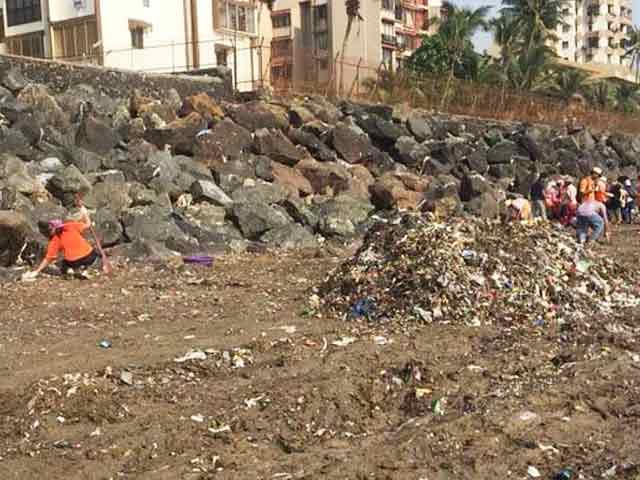 Video : Afroz Shah On Cleaning 7,800 Tonnes Of Garbage From Versova Beach