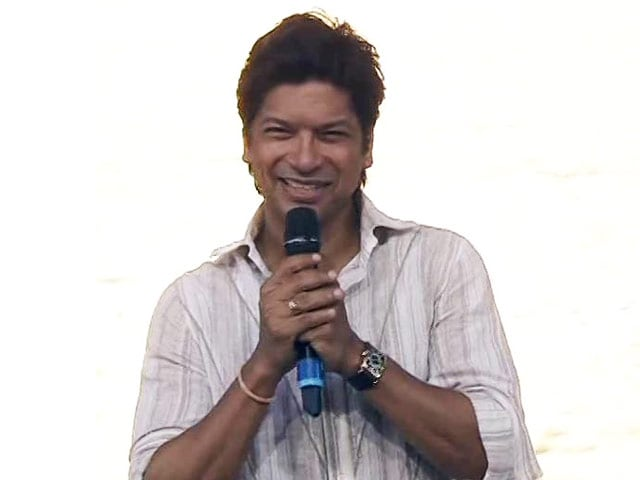 Video : Singer Shaan Performs At #SwachhIndia Cleanathon