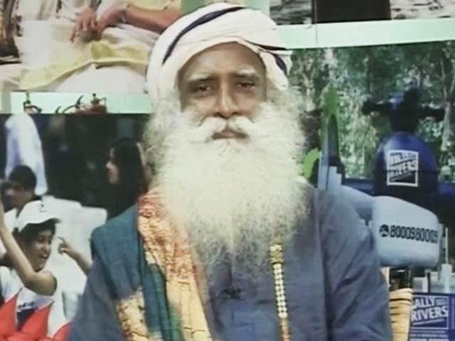 Video : बनेगा स्वच्छ इंडिया: किनारों पर पेड़ लगाने से बचाई जा सकती हैं नदियां- सद्गुरु जग्गी वासुदेव