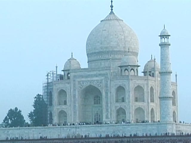 Video : New Slight For Taj Mahal From Yogi Adityanath's Administration