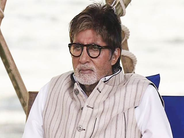 Video : We Must Get Together To Make India Cleaner: Amitabh Bachchan