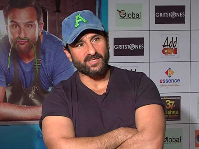 Video : Taimur Is The Biggest Star In The Family: Saif Ali Khan