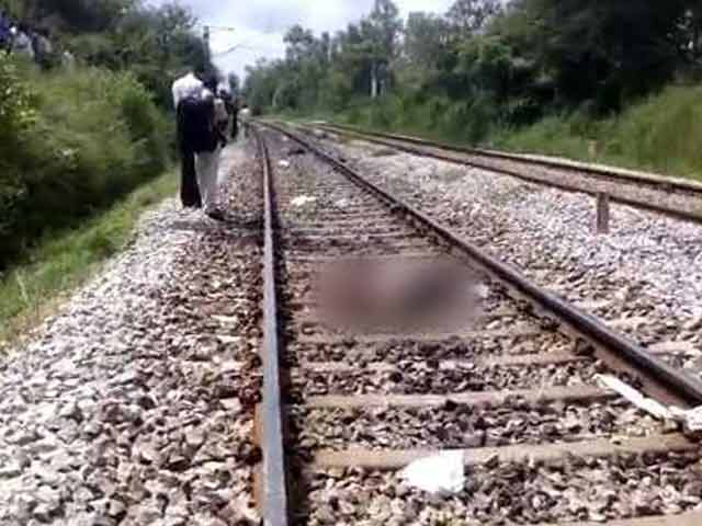 Video : 3 Bengaluru Boys Taking Selfies On Track With Approaching Train Crushed