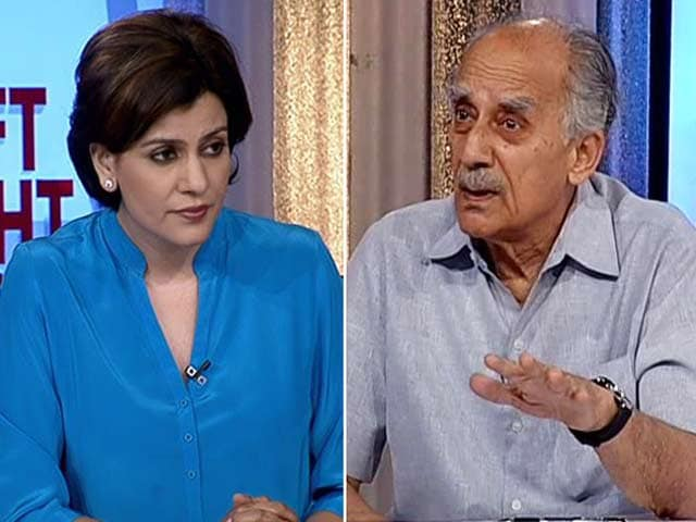 Video : Notes Ban 'Largest Money-Laundering Scheme Ever': Arun Shourie To NDTV