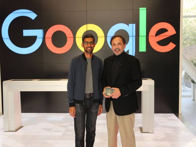 Video : Sundar Pichai Tells NDTV How India Helps Google Create New Technology