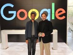 Sundar Pichai Tells NDTV How India Helps Google Create New Technology