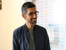 Artificial Intelligence Good But Needs Ethical Approach: Sundar Pichai