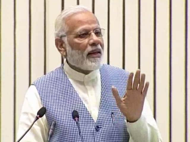 Video : PM Modi Defends Economy, Says Slowdown 'Exaggerated By Pessimists'