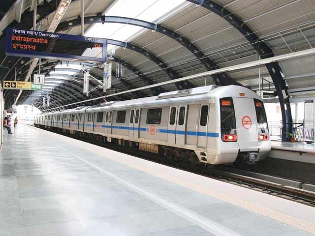 Video : मेट्रो स्टेशन पर CISF के जवान ने की फायरिंग