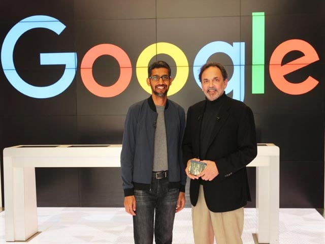 Video : Exclusive: Prannoy Roy Speaks To Google CEO Sundar Pichai