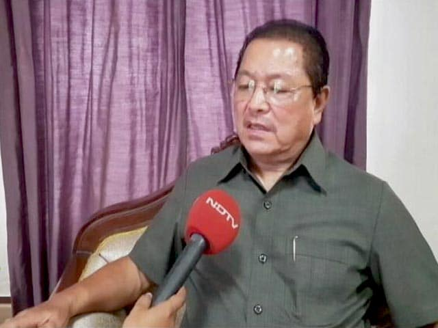 Video : Rahul Gandhi Not A 'Willing Politician': Mizoram Chief Minister