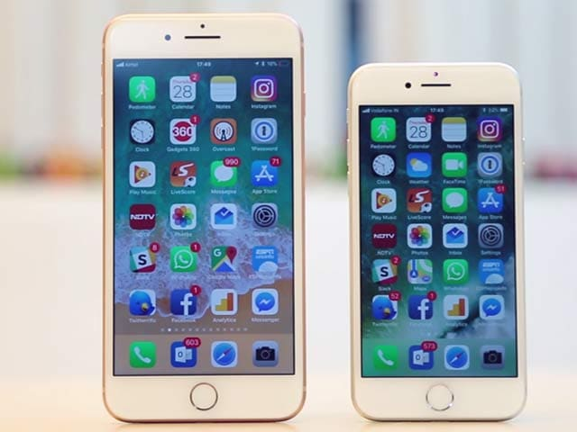 Video : iPhone 8 and iPhone 8 Plus Review