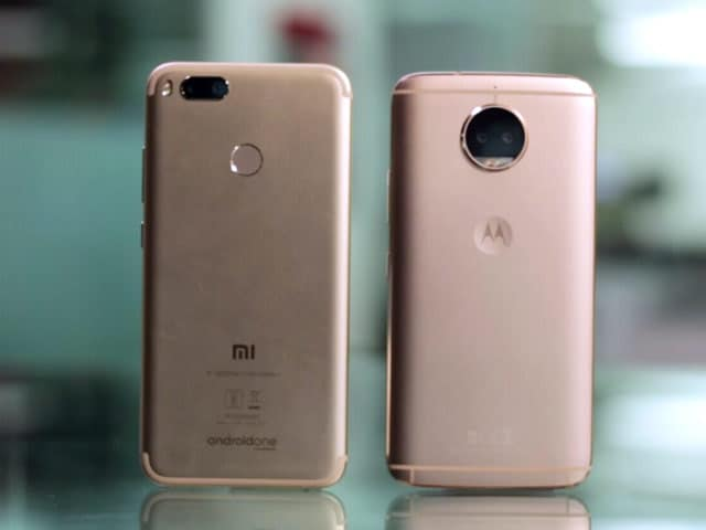Video Xiaomi Mi A1 Vs Moto G5s Plus Which Is Better