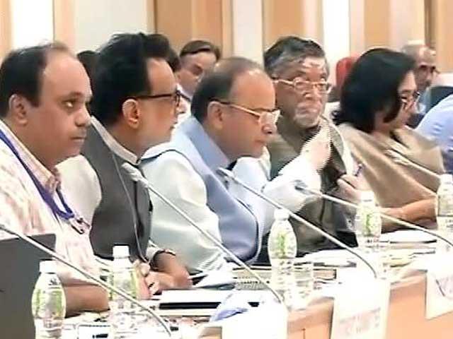 Video : इंडिया 8 बजे: जीएसटी को लेकर हो सकते हैं बड़े ऐलान