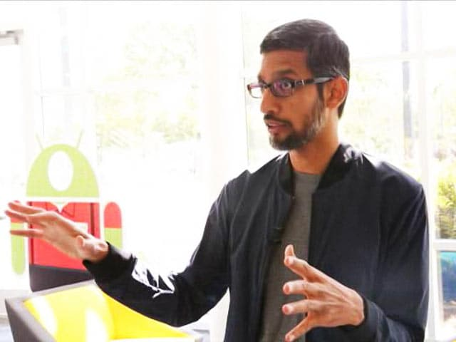 Video : Why Is Diversity Important For Google And India? Sundar Pichai Answers