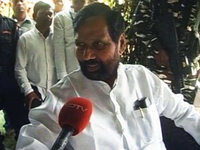 Videos : वंशवाद कामयाबी का मंत्र नहीं हो सकता : राम विलास पासवान